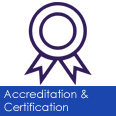 UKAS Accreditation & BSI Certification