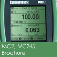 Click for Beamex MC2 MC2-is Brochure