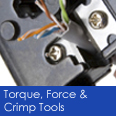 Click For Torque, Force & Crimp Tool Calibration
