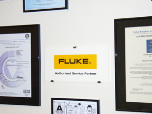 Fluke Authorised Service Partner