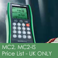 Click for Beamex MC2 MC2-is Price List