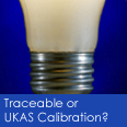 Traceable or UKAS Calibration??